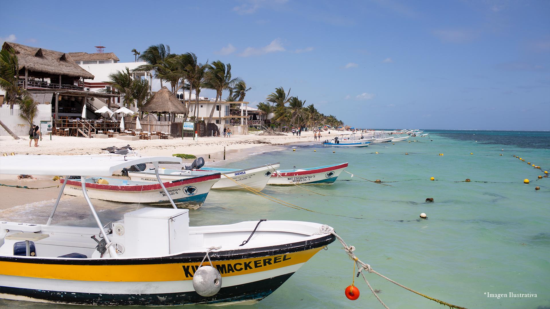 Razones para comenzar a invertir en Puerto Morelos